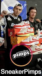 Sneakerhead Argentina x Sneaker Pimps