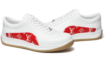 Supreme x Louis Vuitton Sport Sneaker - White