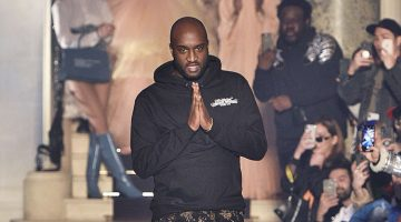 Virgil Abloh es el nuevo director creativo de Louis Vuitton Menswear