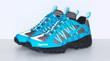Supreme revive las Nike Air Humara